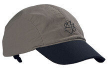 Jack Wolfskin Supplex Cap basalt